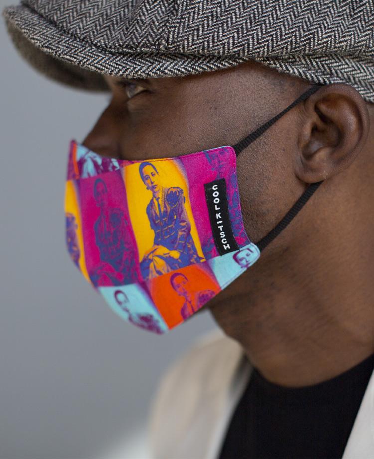 Original and Different Face Masks | Kitsch Face Masks | Cool Face Masks