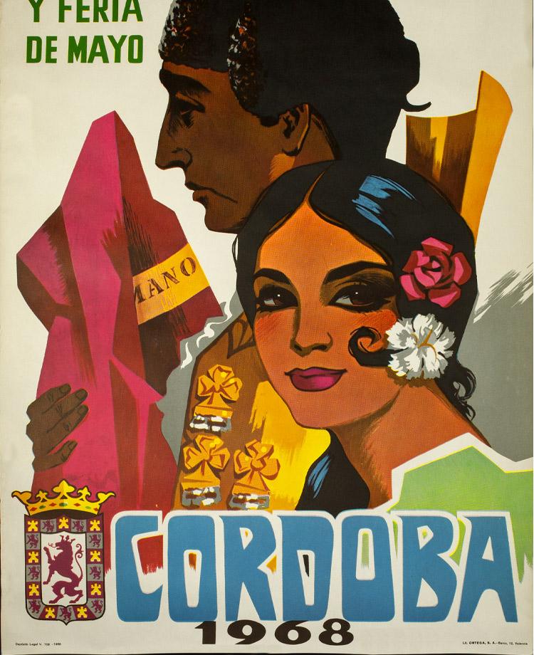 Spanish Ferias Posters | Antique Decorative Posters | Vintage Homeware Gifts