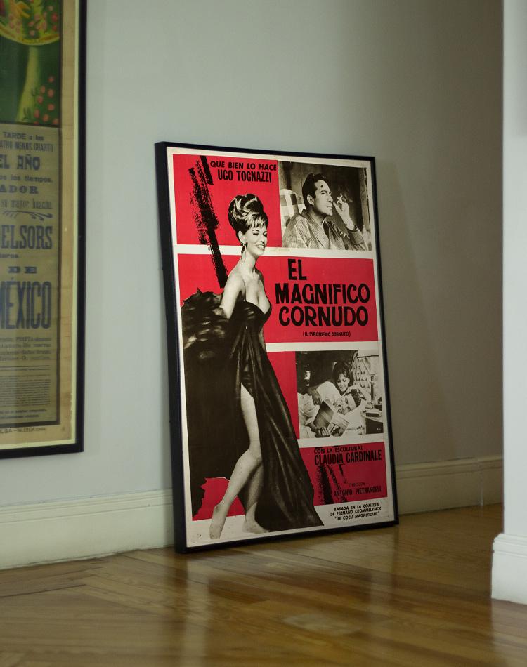 Affiches et affiches originales vintage | Affiches et affiches rétro décoratives