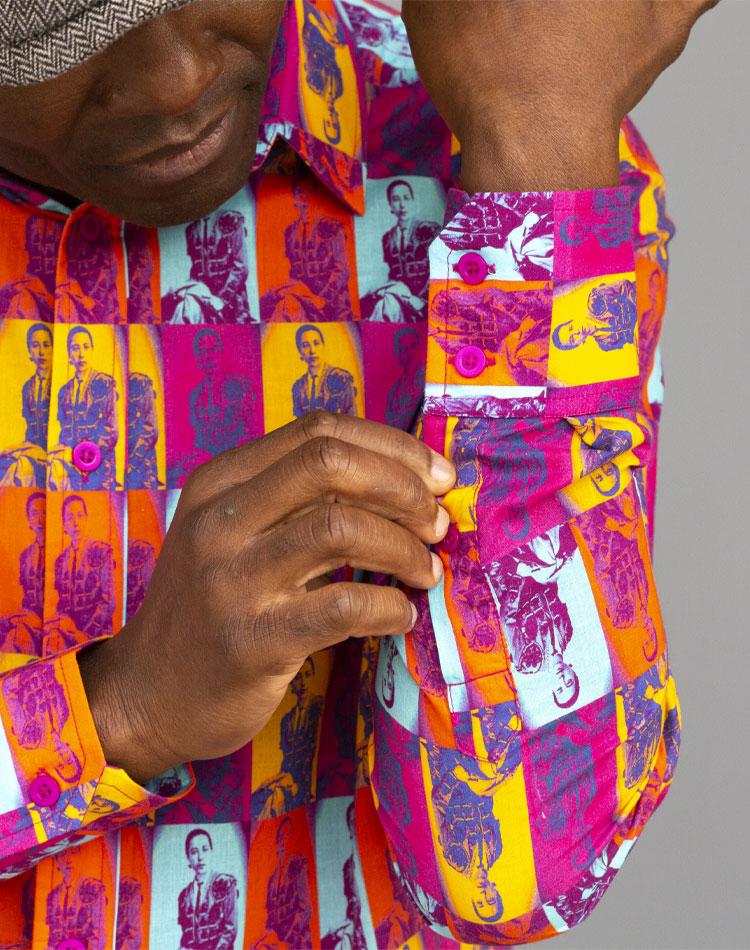 Camisas y Kimonos Originales   Regalos Kitsch Vintage
