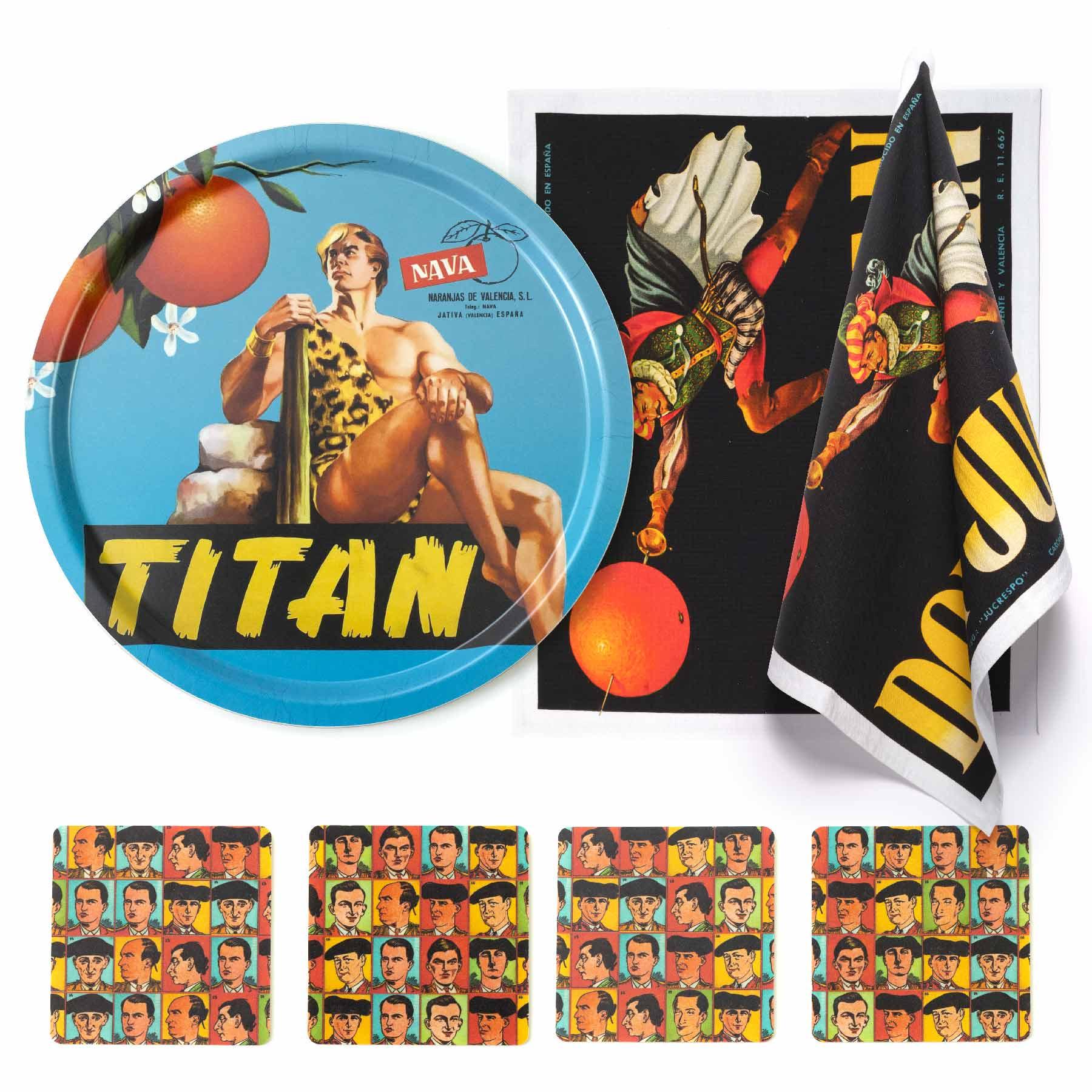 Decorative Trays | Retro Trays | Trays Gifts